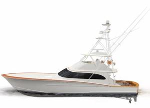 New Winter Custom Yachts 63 Convertible Fishing Boat For Sale