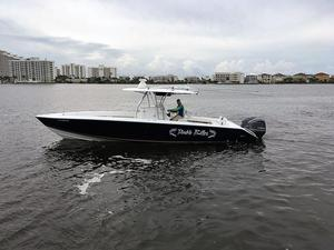 Used Venture Henley Custom Open Sports Fishing Boat For Sale