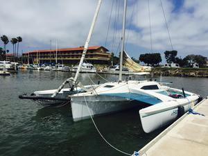 Used Corsair 28 Center Cockpit Cruiser Sailboat For Sale