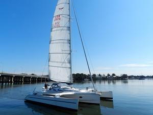 Used Dragonfly 35 Multi-Hull Sailboat For Sale