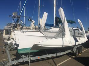 Used Corsair 28R Trimaran Sailboat For Sale