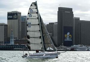 Used Corsair 750 MKII Trimaran Sailboat For Sale
