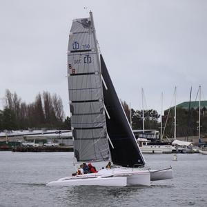 Used Corsair Sprint 750 Racer and Cruiser Sailboat For Sale