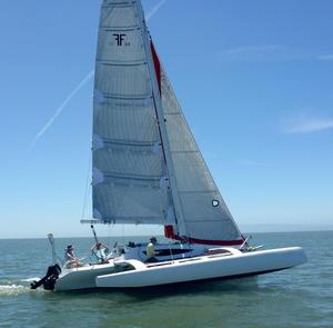 Used Farrier F-33xc Multi-Hull Sailboat For Sale