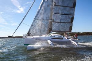New Corsair Cruze 970 Racer and Cruiser Sailboat For Sale