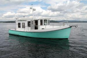 Used Duffy 35 Downeast Trawler Boat For Sale