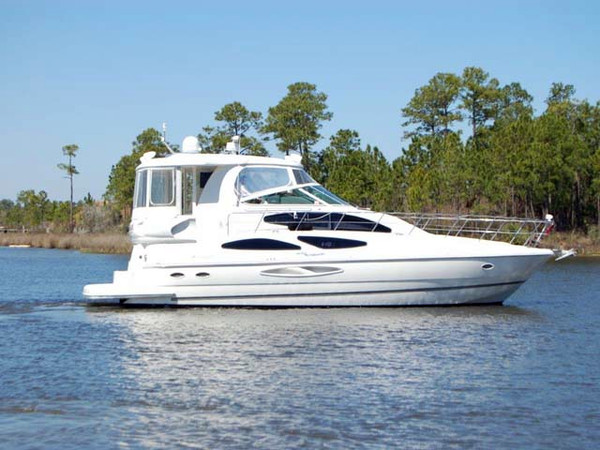 Used Cruisers Yachts 455 Aft Cabin Aft Cabin Boat For Sale