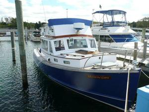 Used Arno Day Down Easter Trawler Boat For Sale