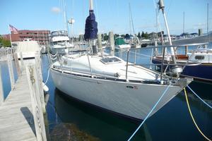 Used C&c Fiberglass 36 Sloop Sailboat For Sale