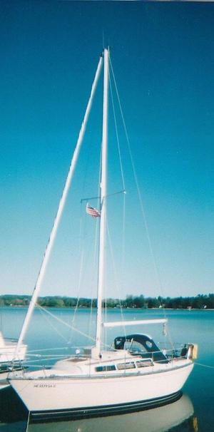 Used S2 8.6 Cruiser Sailboat For Sale