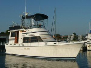 Used Gulfstar Motor Yacht For Sale