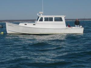 Used Webbers Cove South Shore Downeast Fishing Boat For Sale