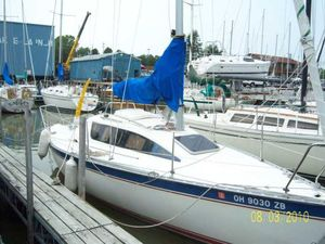 Used Tanzer 25 Racer and Cruiser Sailboat For Sale