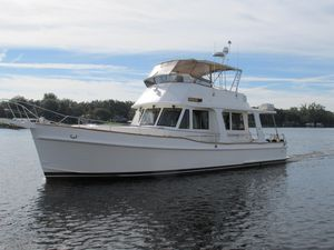 Used Grand Banks 47 Heritage EU Stabilized Motor Yacht For Sale