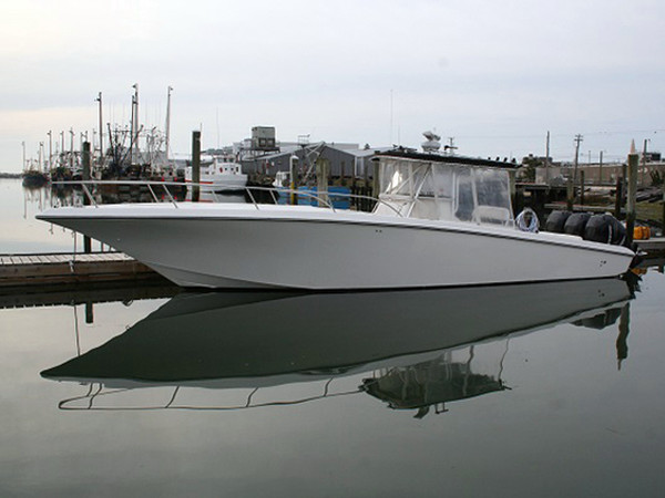 Used Fountain 38 TE Center Console Fishing Boat For Sale