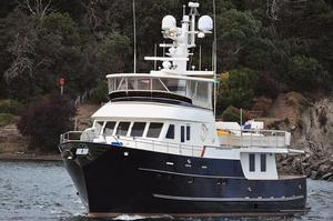 Used Northern Marine 75' Legacy Trawler Boat For Sale