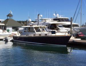 Used Grand Banks 39 Eastbay SX Downeast Fishing Boat For Sale