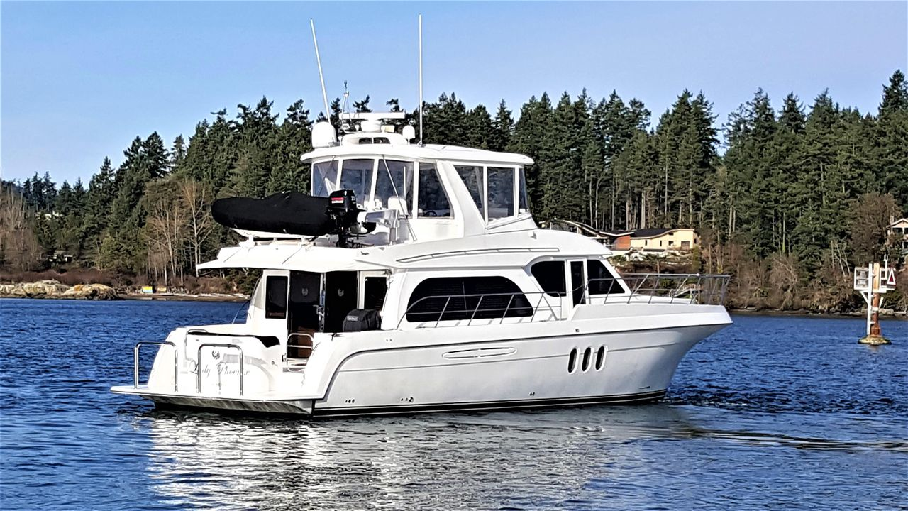2012 Used Navigator 55 Pilothouse Motor Yacht For Sale