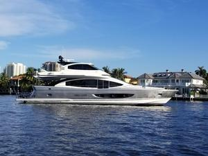 Used Hampton Euro 830 Motor Yacht For Sale