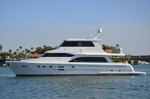 Used Hampton 76 Motor Yacht For Sale