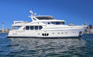 Used Selene 92' Ocean Explorer Trawler Boat For Sale
