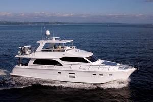 New Hampton Pilothouse Boat For Sale