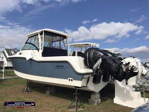 New Boston Whaler 285 Conquest Cruiser Boat For Sale