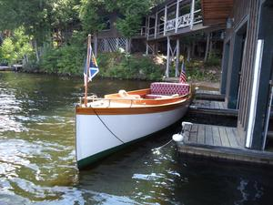 Used Elco Launch Passenger Boat For Sale