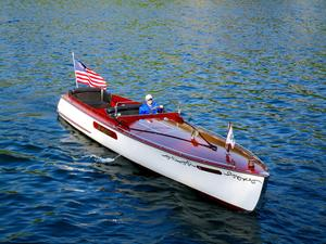 Used Hutchinson Power Antique and Classic Boat For Sale