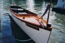 Used Antique Special Launch Antique and Classic Boat For Sale