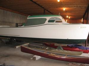 Used Chris-Craft Green & White Antique and Classic Boat For Sale