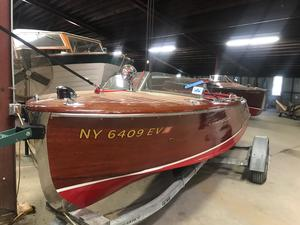 Used Chris-Craft 1948 Deluxe Runabout Antique and Classic Boat For Sale
