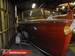 Used Hutchinson Antique and Classic Boat For Sale