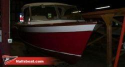 Used Chris-Craft Sea Skiff Cuddy Cabin Boat For Sale