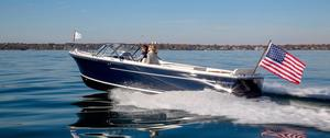 New Vanquish 24 Runabout Passenger Boat For Sale