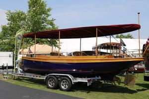 New Elco Launch Passenger Boat For Sale