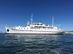 Used Canadian Shipbuilding Expedition/charter Commercial Boat For Sale