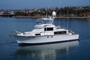 Used Elliott Yachtfisher Pilothouse Boat For Sale