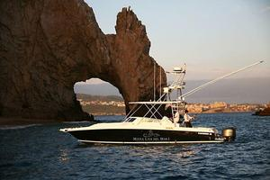 Used Contender 35 Side Console Center Console Fishing Boat For Sale