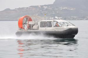 New Hovercraft 28 Ahs-8/vs Commercial Boat For Sale
