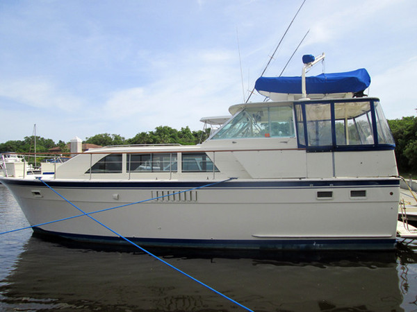 Used Hatteras Aft Cabin MY Motor Yacht For Sale