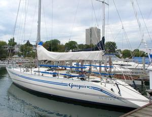 Used Cayenne 41 Sloop Sailboat For Sale