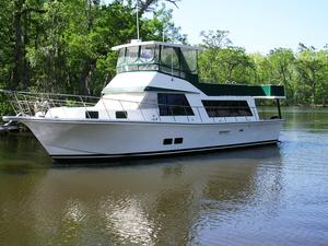 Used Bluewater Yachts Coastal Cruiser House Boat For Sale
