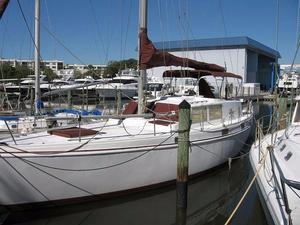 Used Columbia Motorsailor Sloop Motorsailer Sailboat For Sale