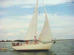 Used Horizon Cruiser Sailboat For Sale