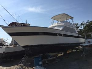 Used Spindrift 46.5 Convertible Sportfish Convertible Fishing Boat For Sale