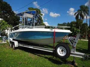 Used Spectre 22 Center Console Center Console Fishing Boat For Sale