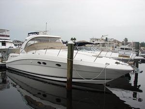 Used Sea Ray 390 Sundancer Express Cruiser Boat For Sale