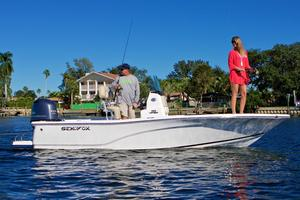 Used Sea Fox 180 Viper Saltwater Fishing Boat For Sale