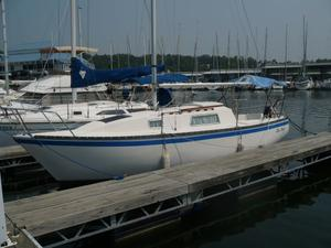 Used San Juan 26 Daysailer Sailboat For Sale